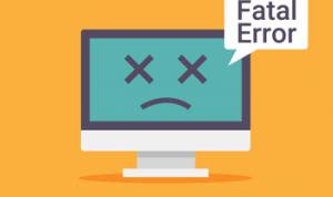 ارور Fatal Error چیست؟ حل مشکل Fatal Error در وردپرس