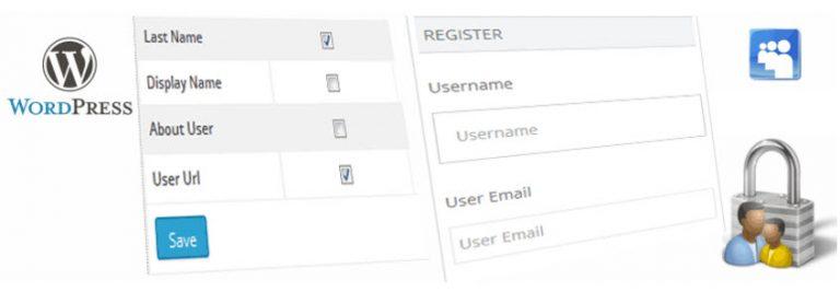ایجاد فرم ثبت نام در وردپرس